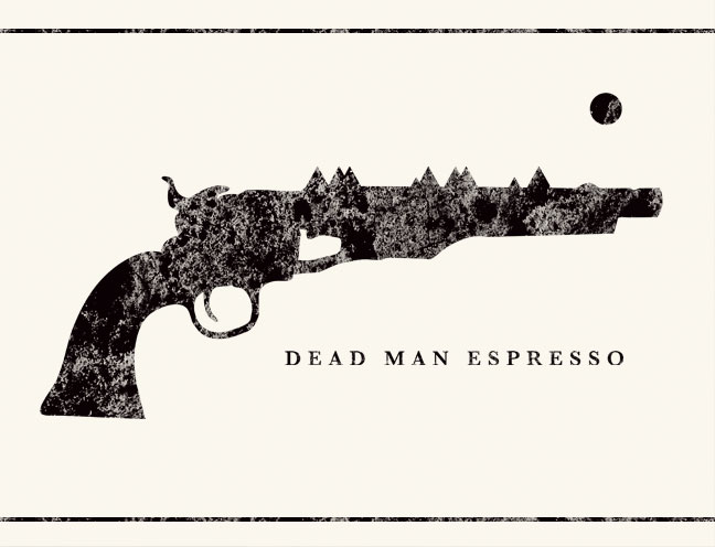 Melbourne cafe - I like to talk to strangers in Dead Man Espresso cafe (image)