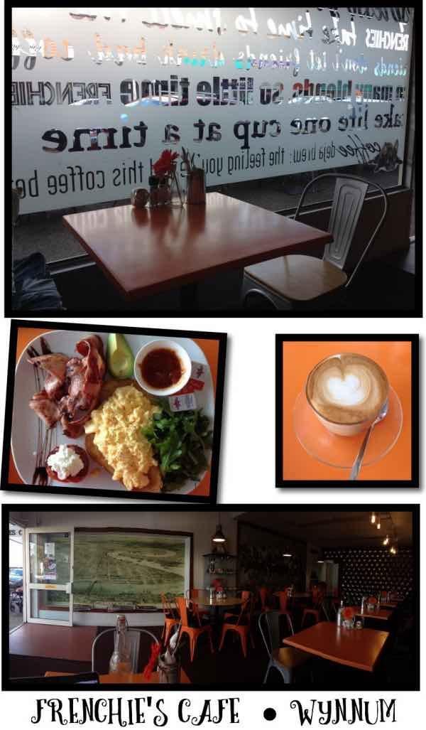 Frenchies Cafe in Wynnum Qld - 4 photos