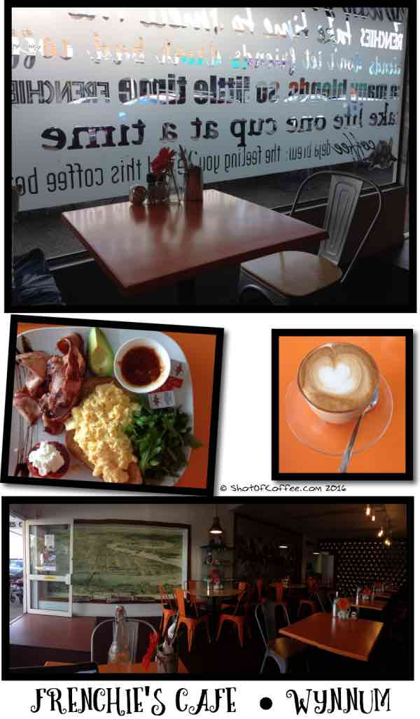 Frenchies Cafe in Wynnum Qld - 4 photos