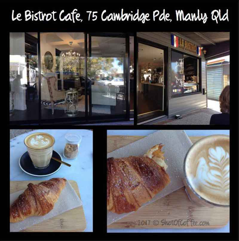 Le Bistro Cafe in Manly